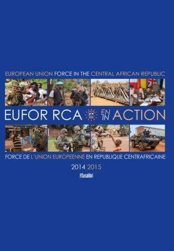 EUFOR RCA EN/IN ACTION