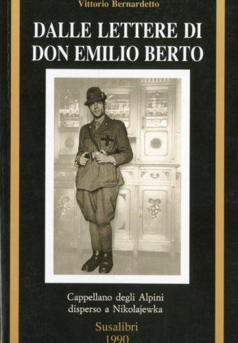 Dalle lettere di don Emilio Berto
