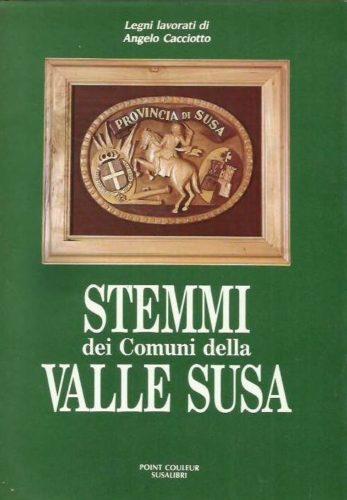Stemmi dei Comuni della Valle Susa
