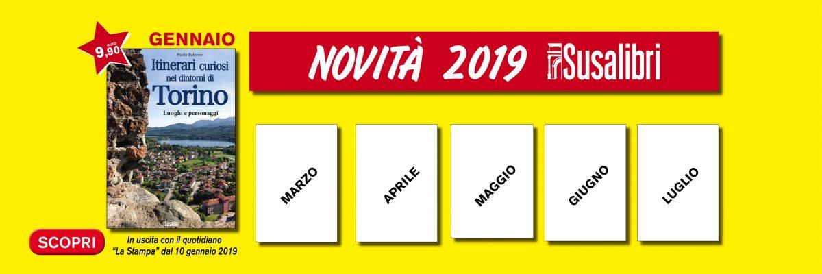 N O V I T A'  2019