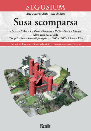 Segusium 58 – SUSA SCOMPARSA
